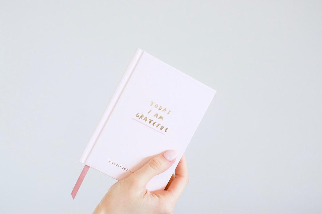 感謝ノートの本