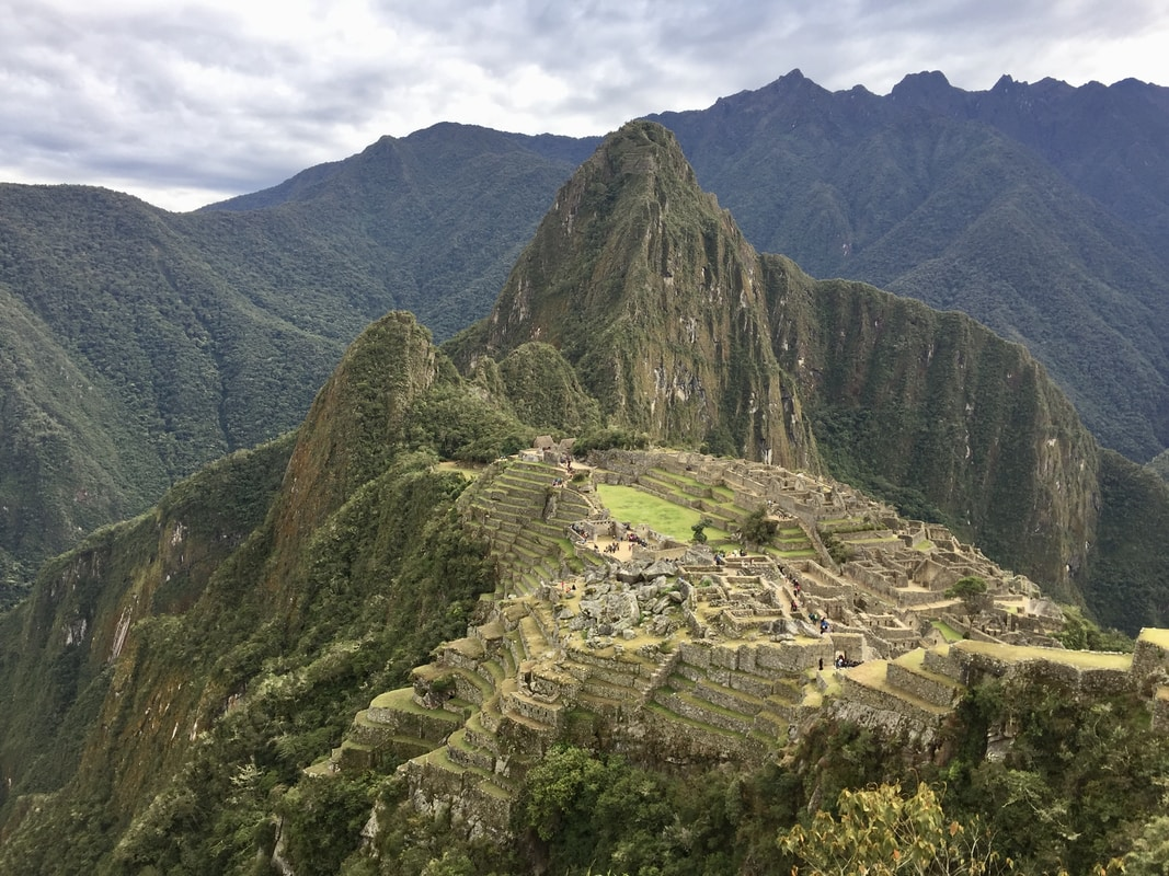 Machu Picchu one of the best hikes in the world