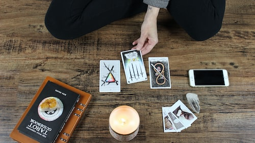 My Salem Tarot Reading 2019
