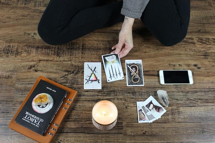 Tarot Reading - Pick a Card