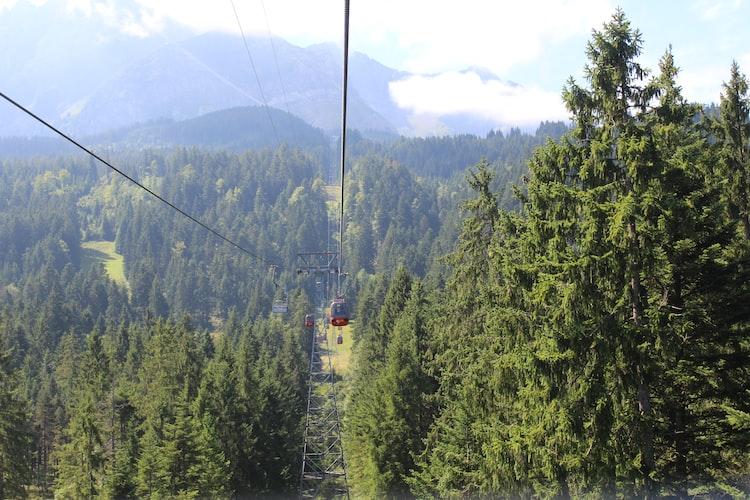 Gondola Ride on Mount Pilatus