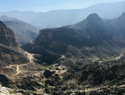 Jabrin - Jebel Shams