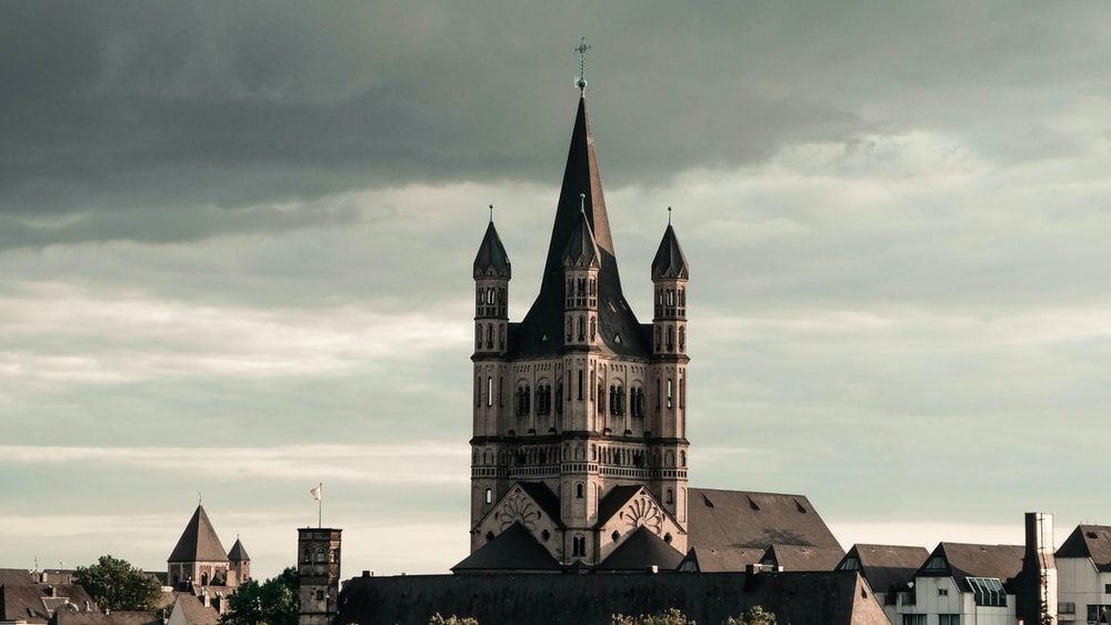 cathedral during day
