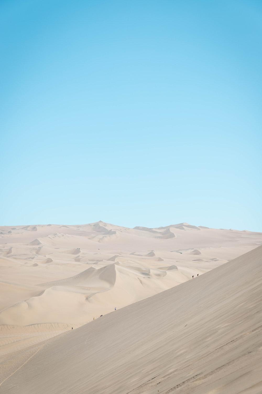photography of desert during daytime