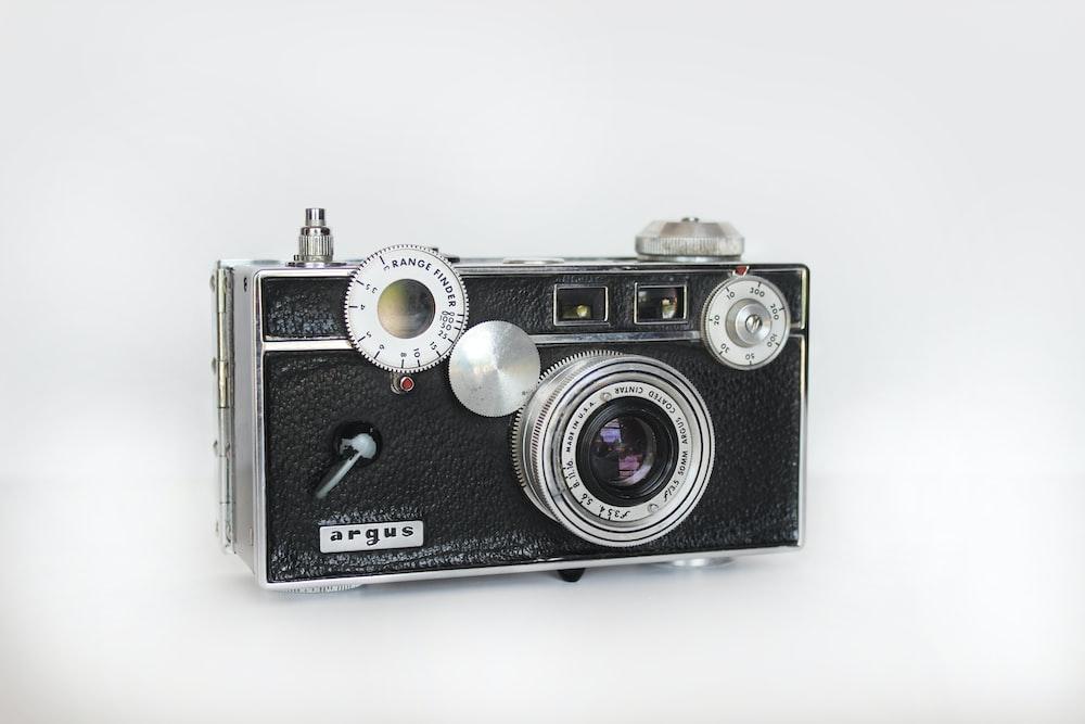 black MILC camera