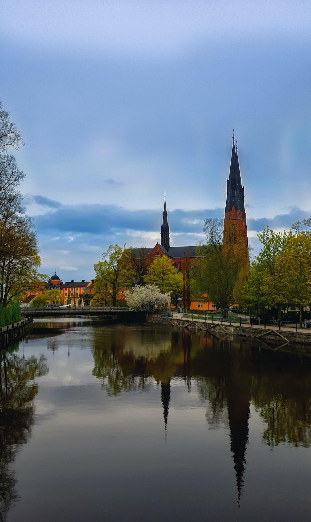 Oldest Scandanavian Church in Uppsala, Domkyrka (The Dome Church)