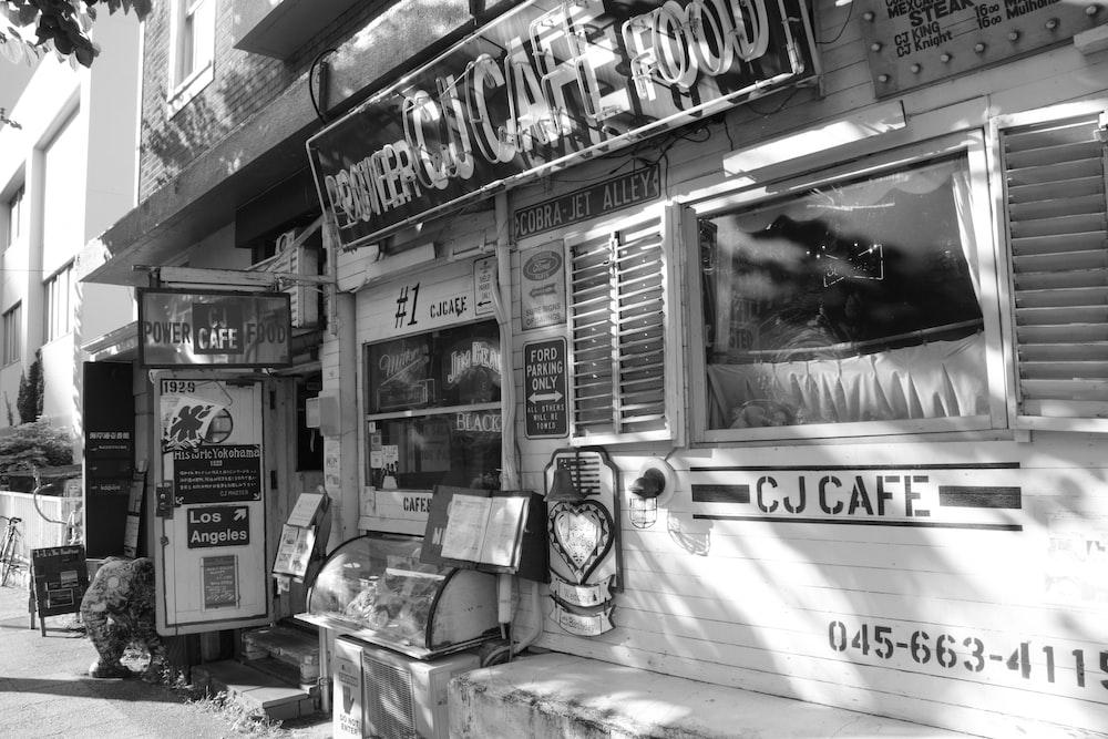 CJ Cafe shop