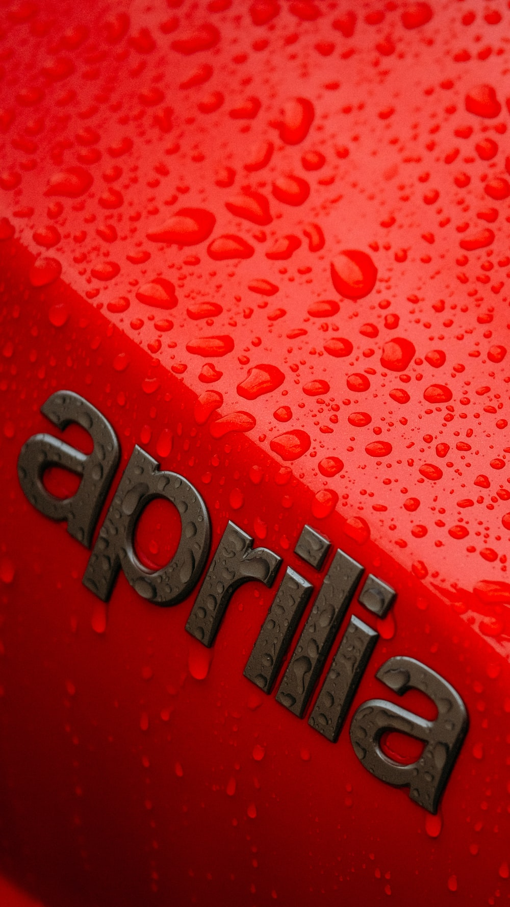 Aprilia car