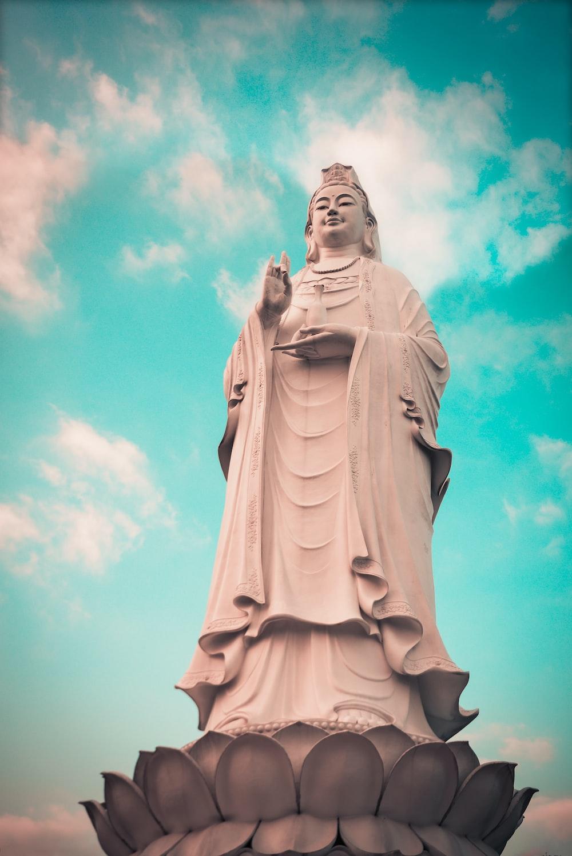 religious figure statue