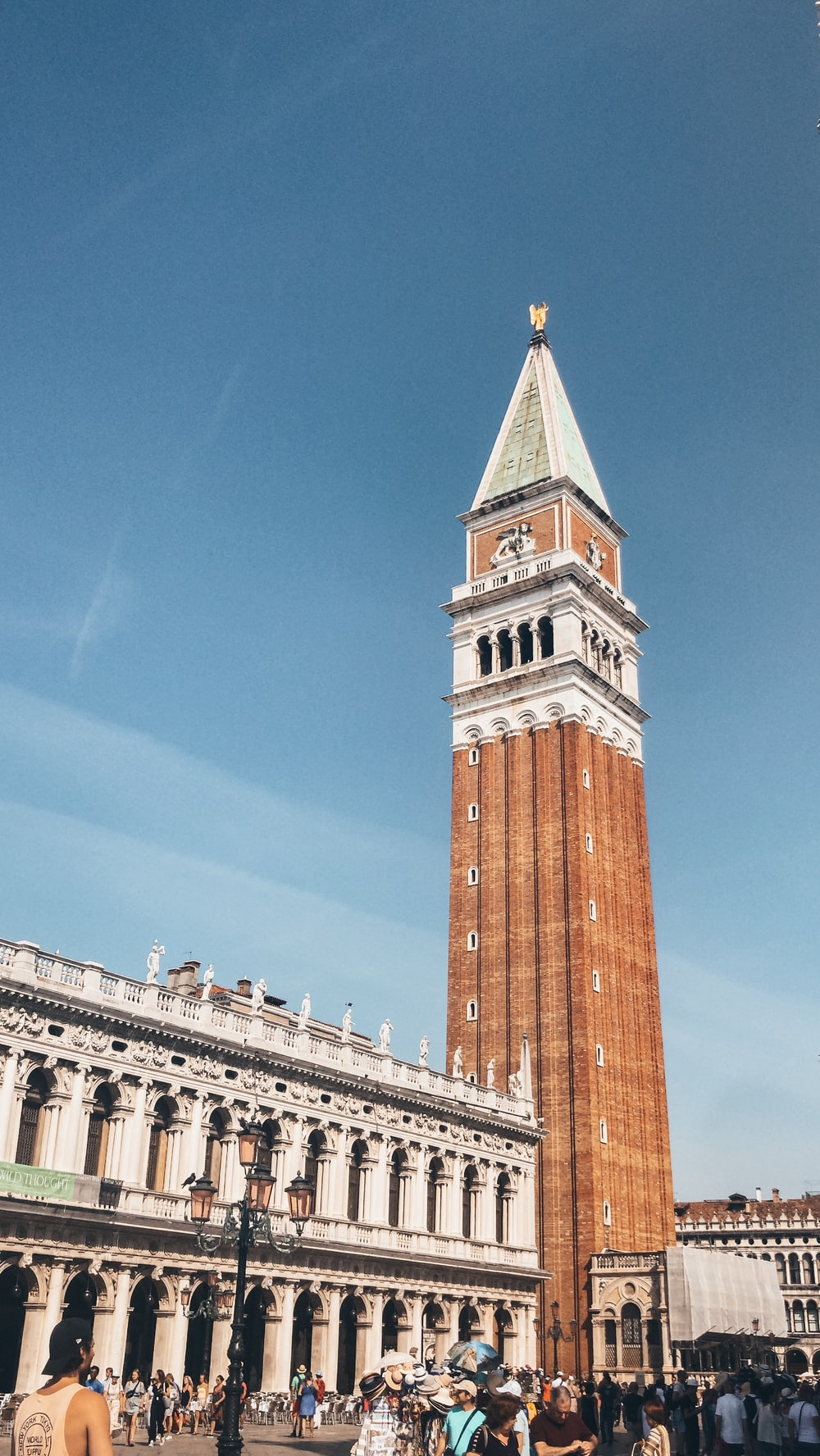 Piazza Tower, Italy