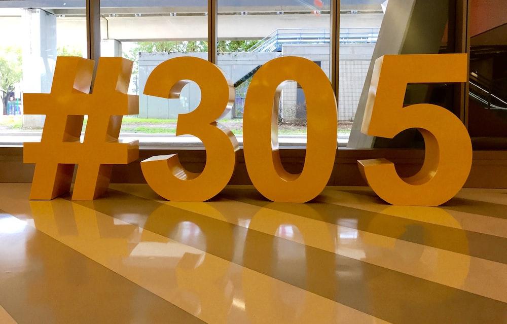 #305 freestanding sign
