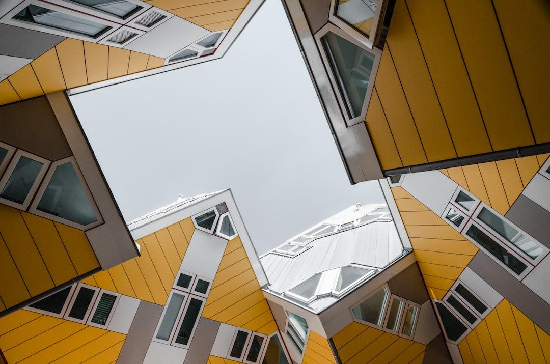 cube houses