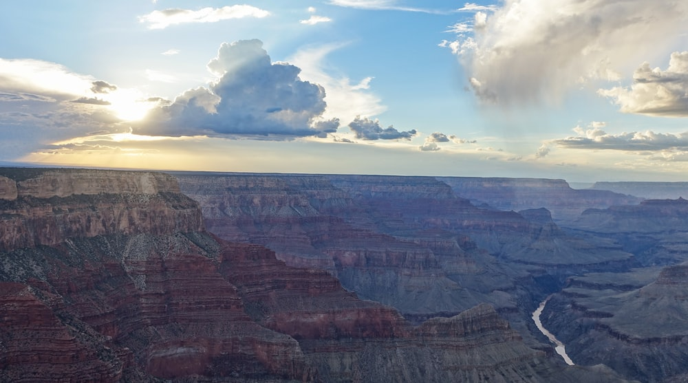 canyon during daytime
