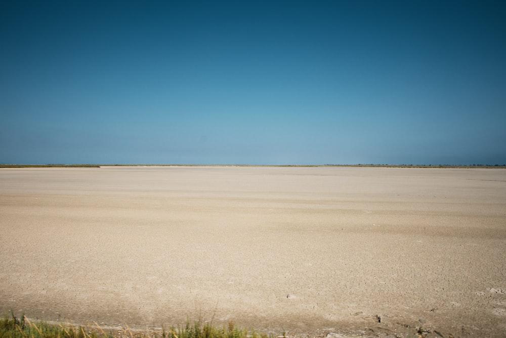 desert during day