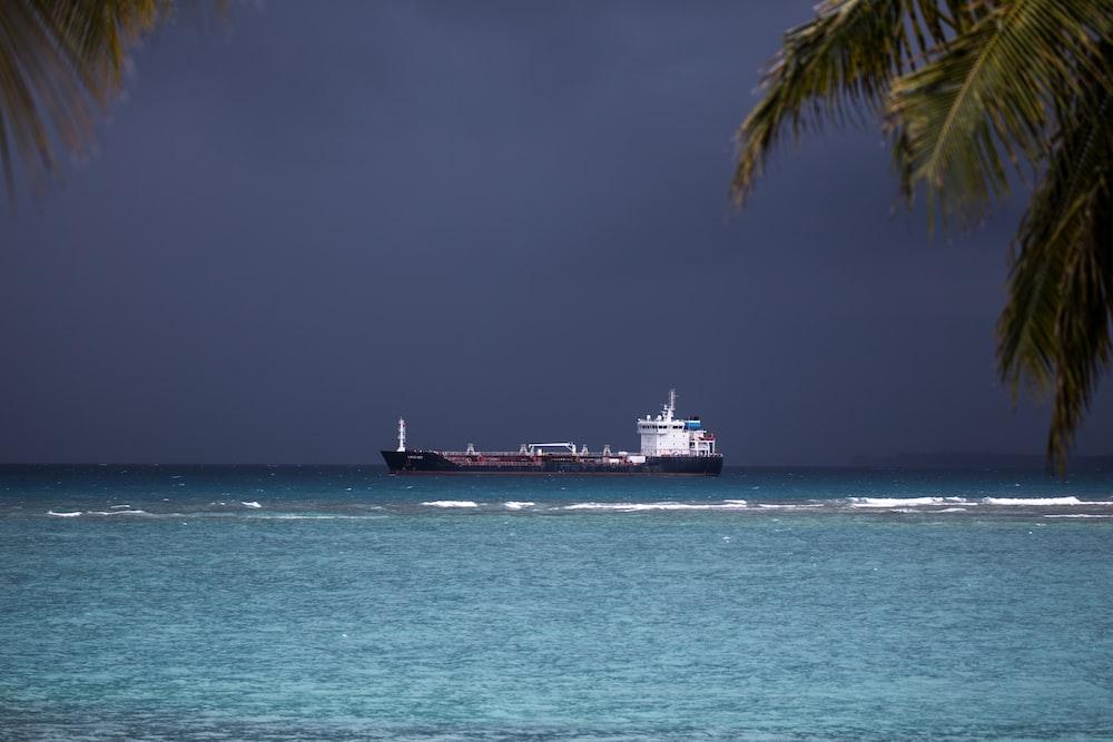 ship on water during daytime