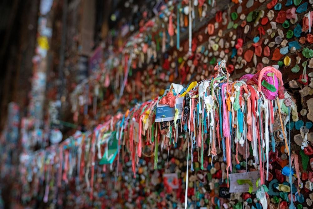 assorted-color locks lot