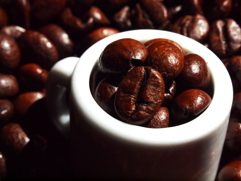 brown coffee beans close-up photography
