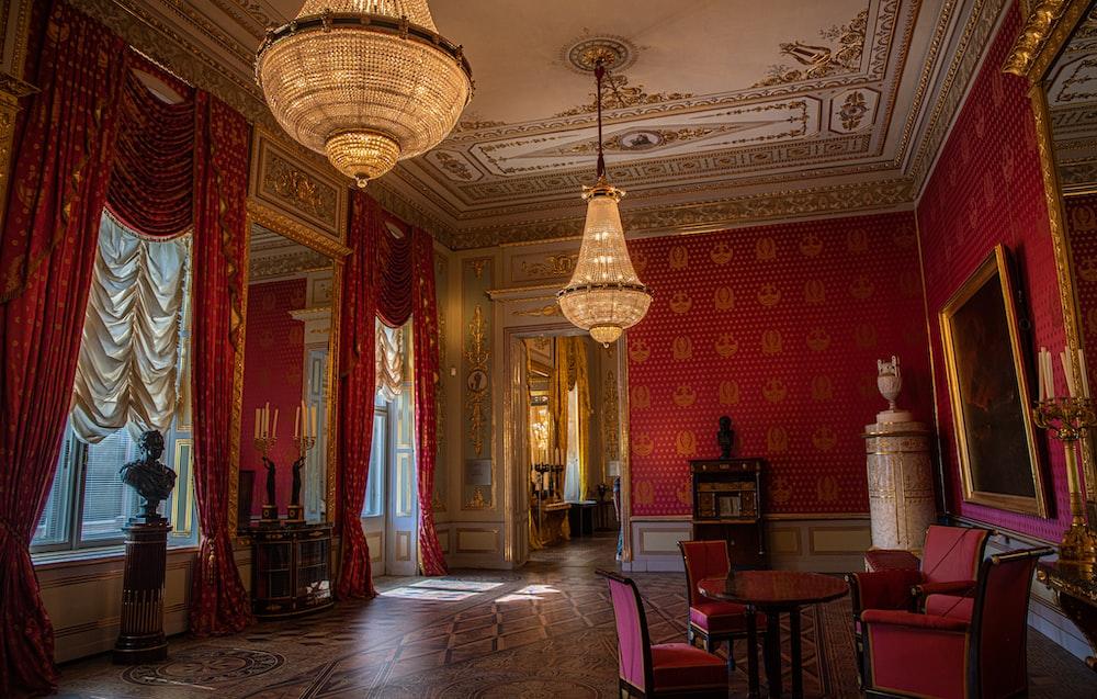 Mansion Interior Pictures