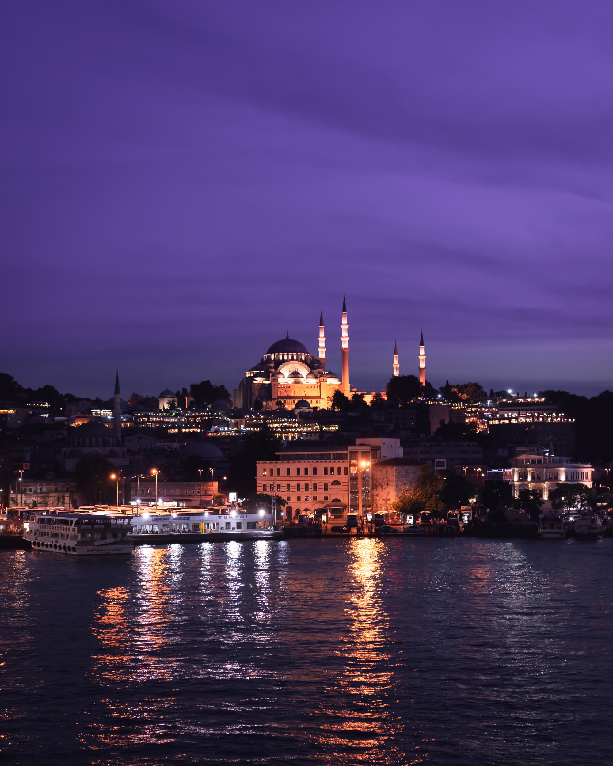 Magical Arabian nights in Istanbul