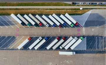 £20,000 recovery finance to help turn around a transport business