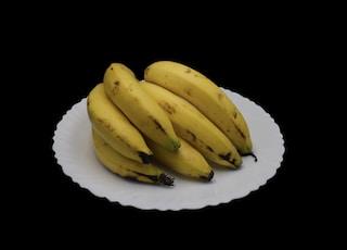 ripe banana fruits