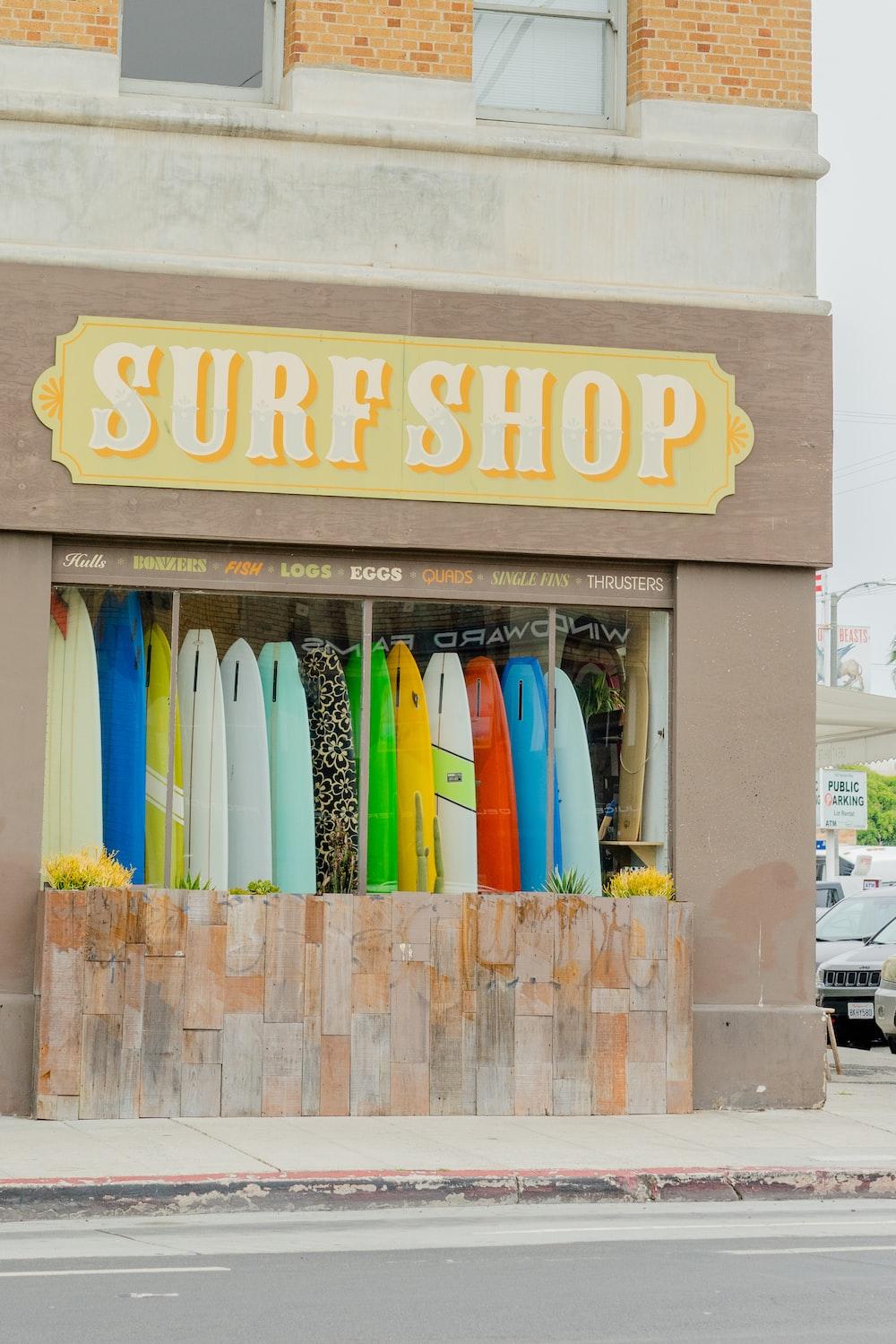 Surf Shop store