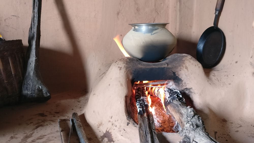 person cooking food screenshot