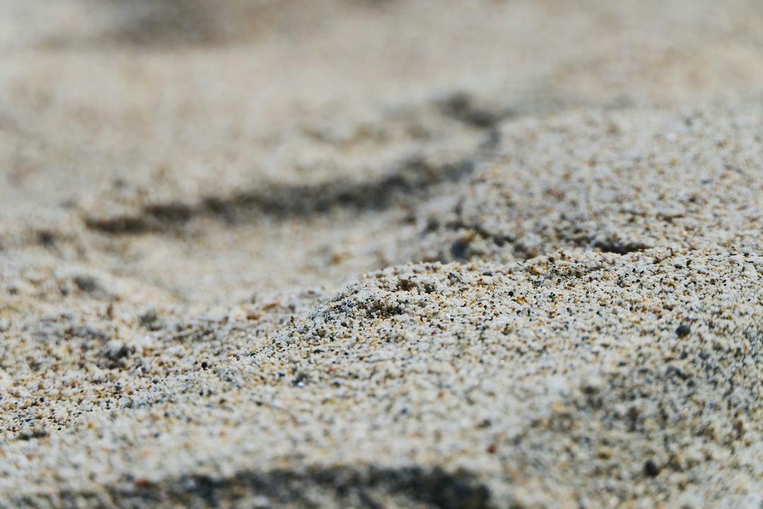 Sand & Sand Gravel