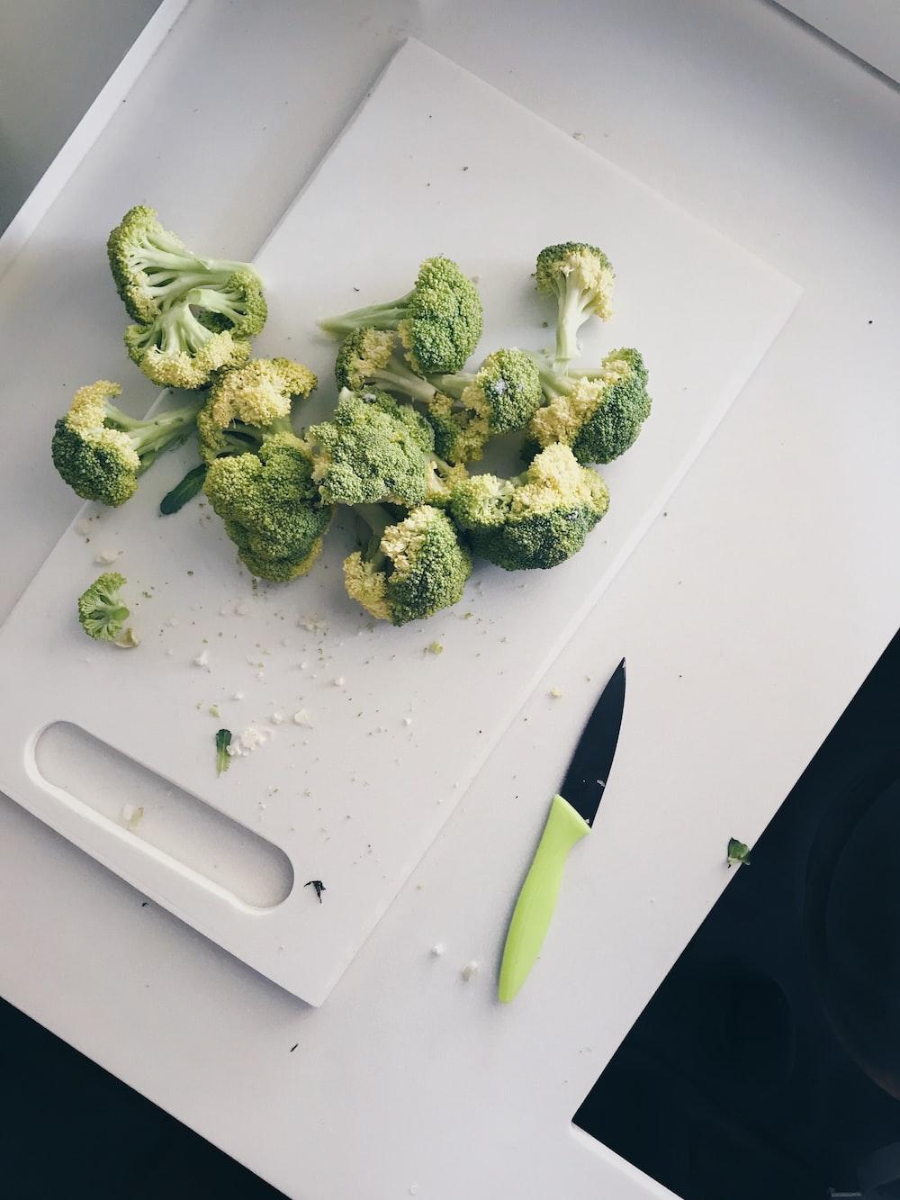 cauliflower on plate