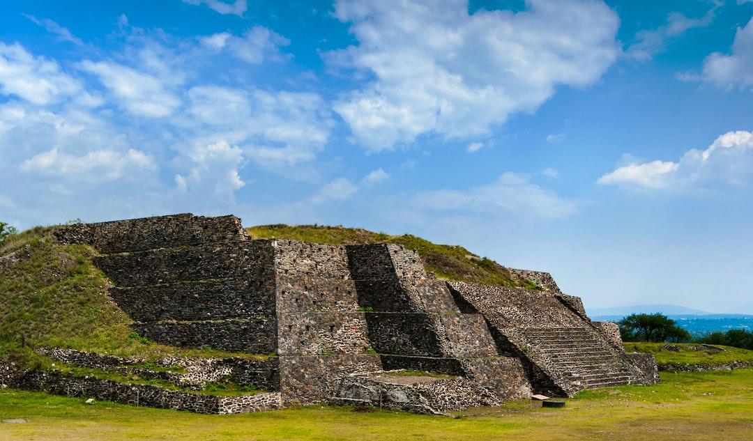 Tollan-Xicocotitlan Pyramid at Tula, Hidalgo, Mexico. Photo: David Montelongo
