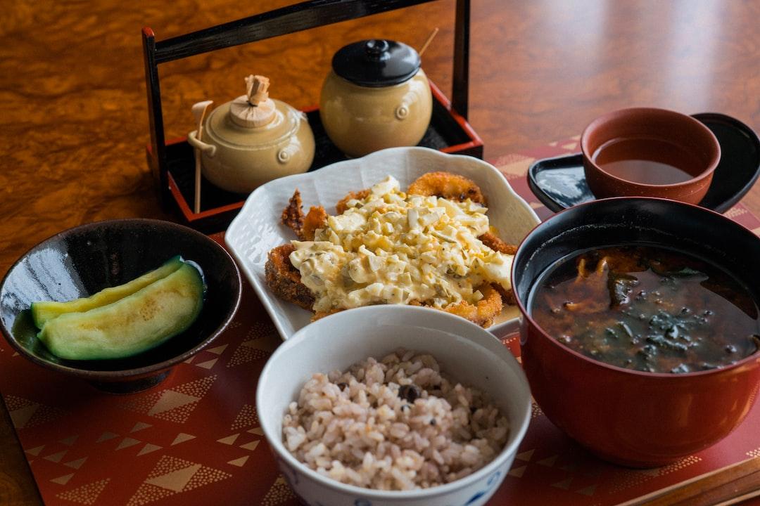 Japanese Chicken Tartar