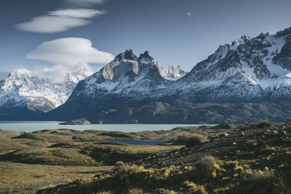 Torres del Paine National Park, Puert    | HD photo by