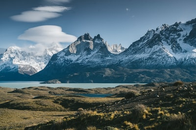 Torres del Paine National Park, Puerto Natales and Punta Arenas, Chile