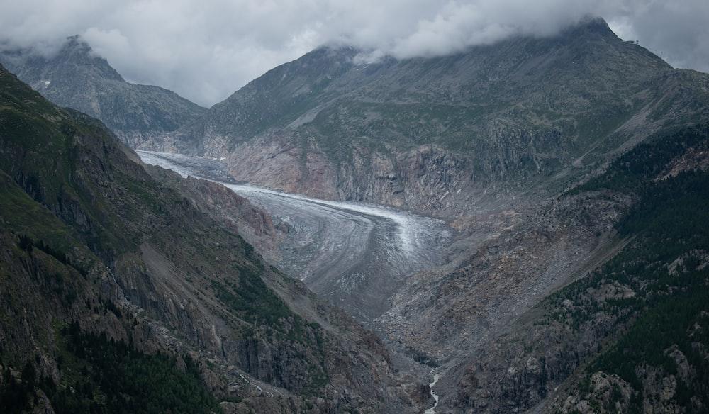 photography of brown mountain range during daytime