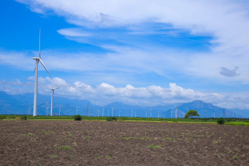 wind turbine near field
