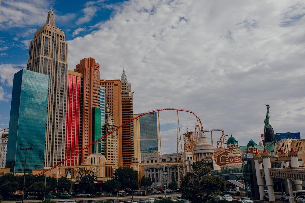 New York New York Hotel and Casino Las Vegas