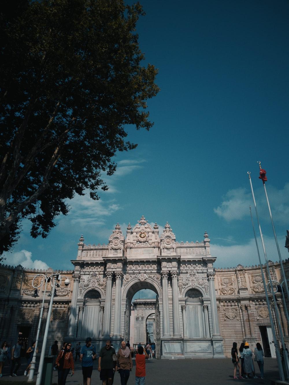 Dolmabahçe Palace Istanbul, Turkey