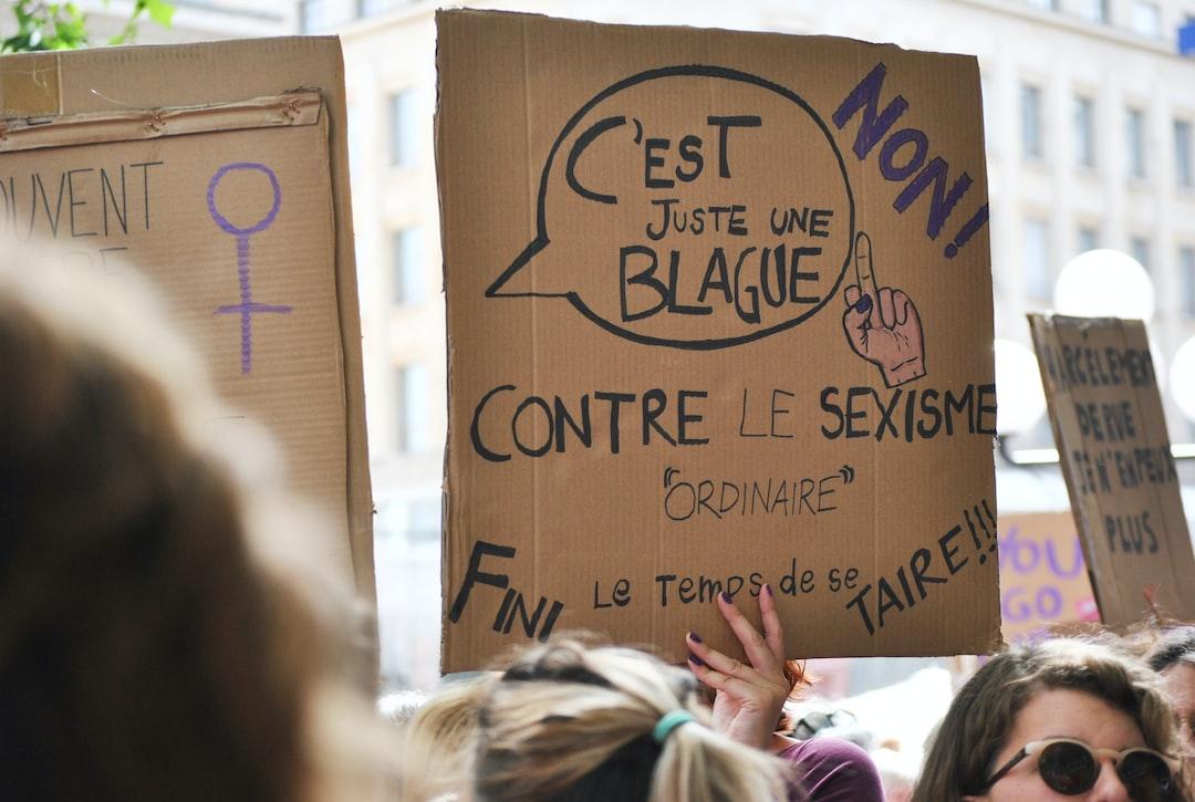 Grève des femmes* 14 juin 2019  (Lausanne)
