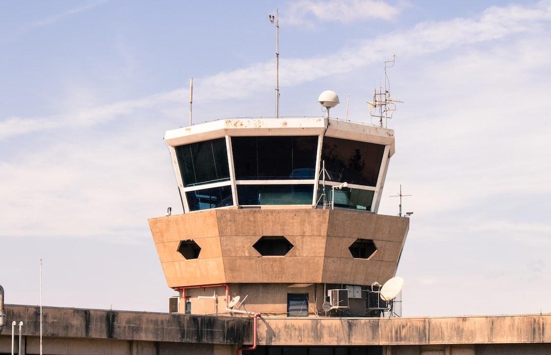 Confins International Airport Control Tower