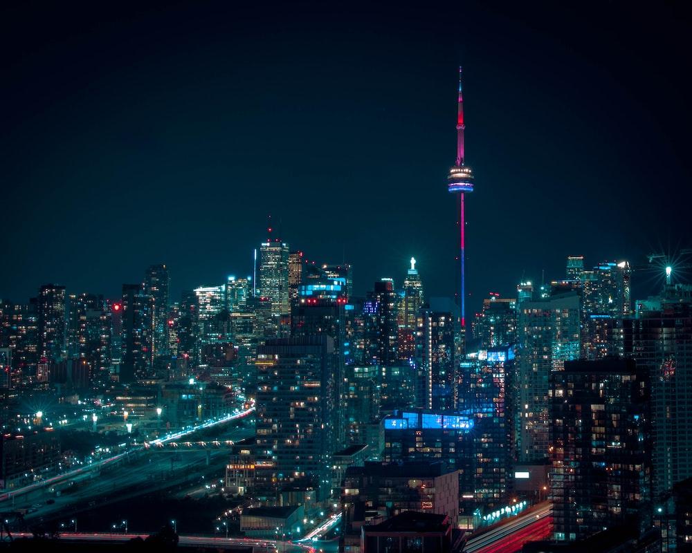 CN Tower, Toronto Canada