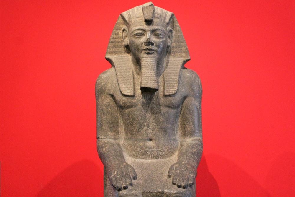Pharaoh figure