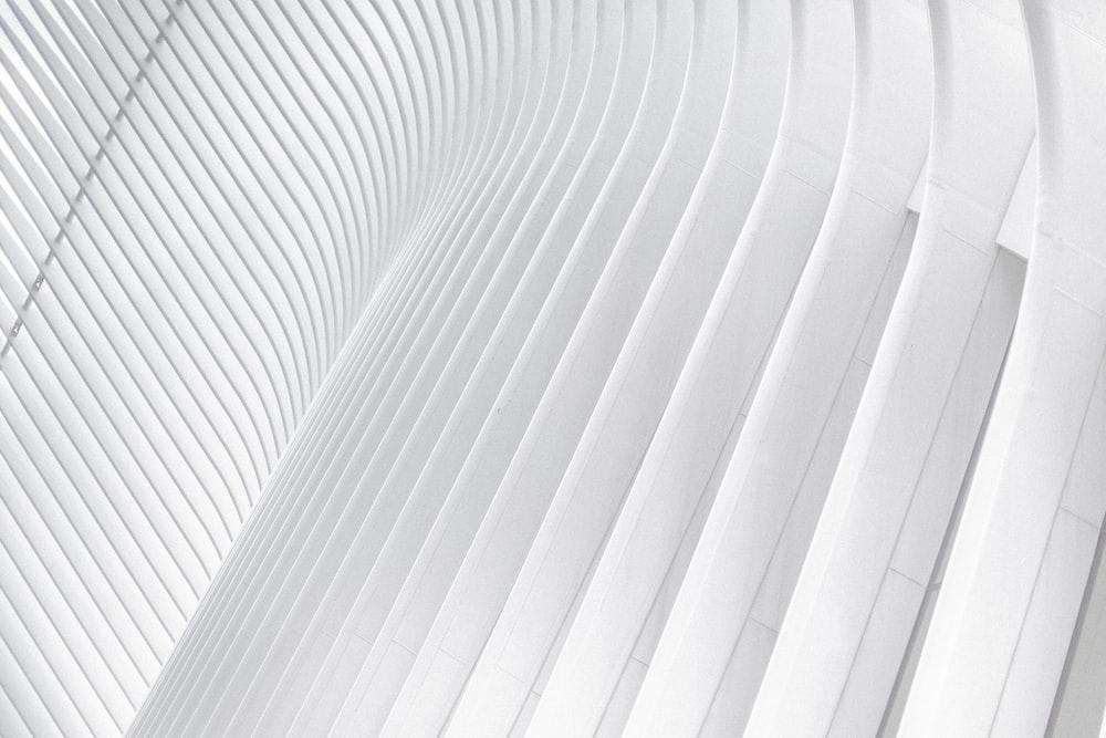 white concrete building ceiling