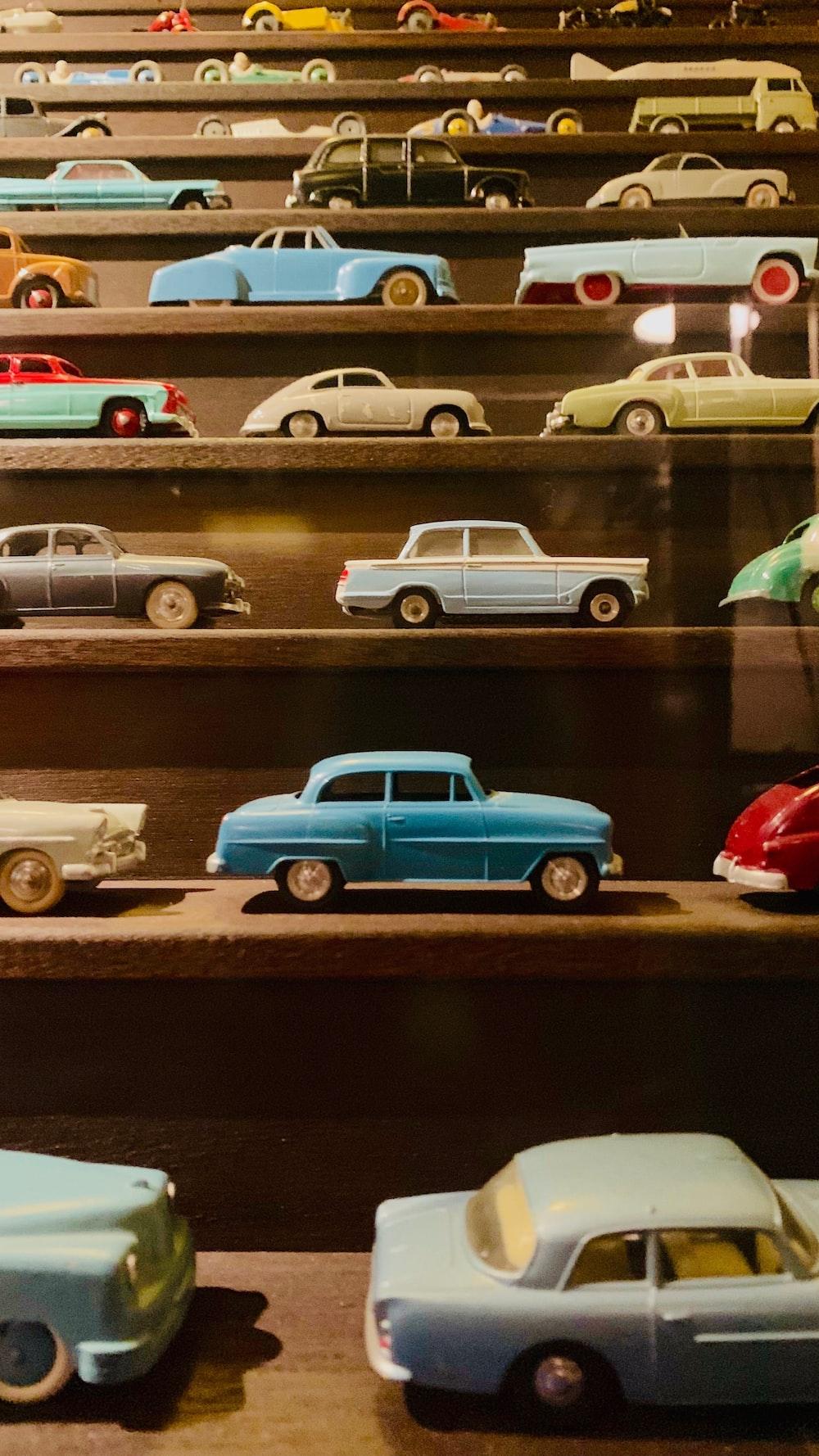 car die cast model collection