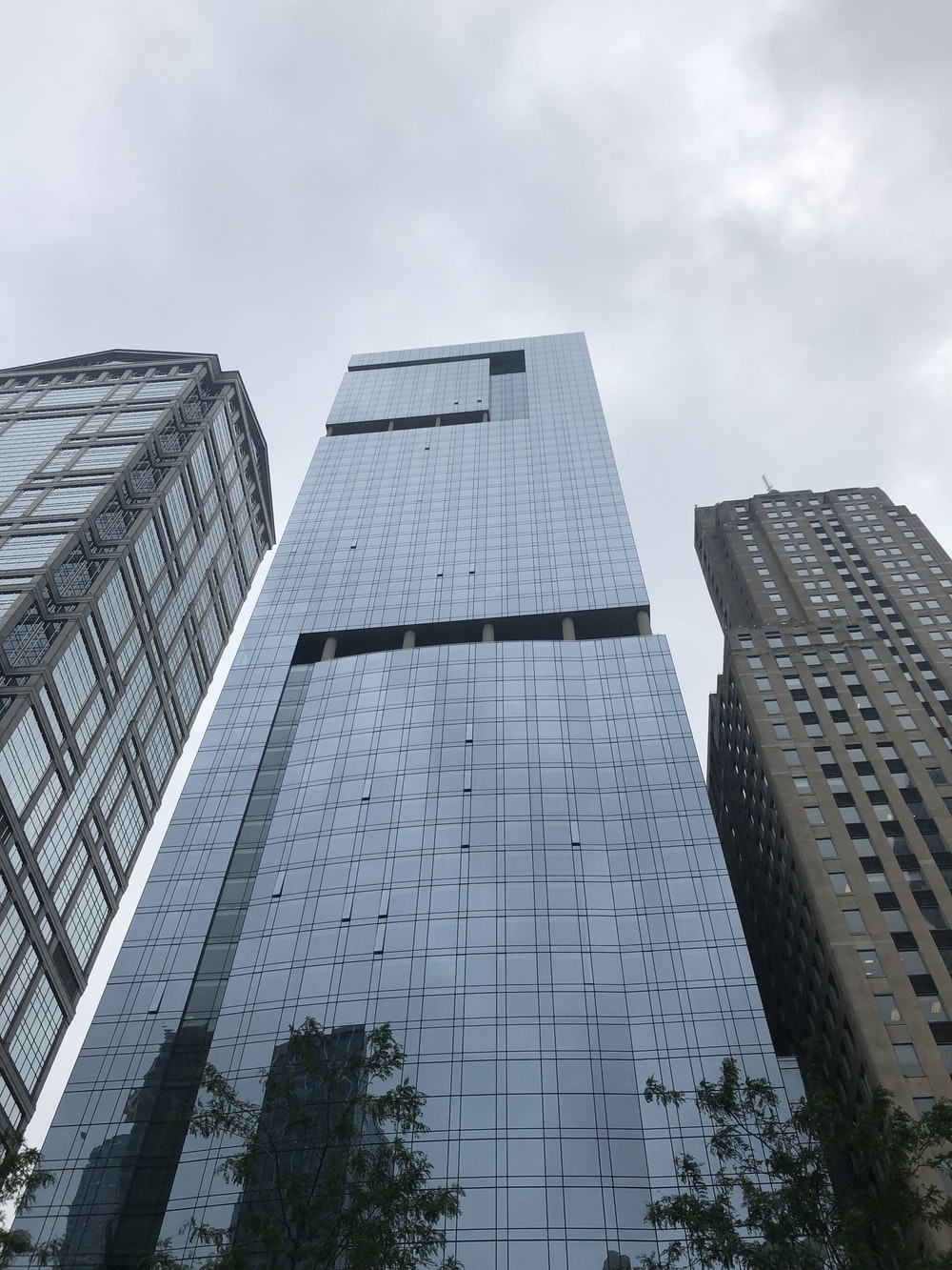 high-rise buildings during day