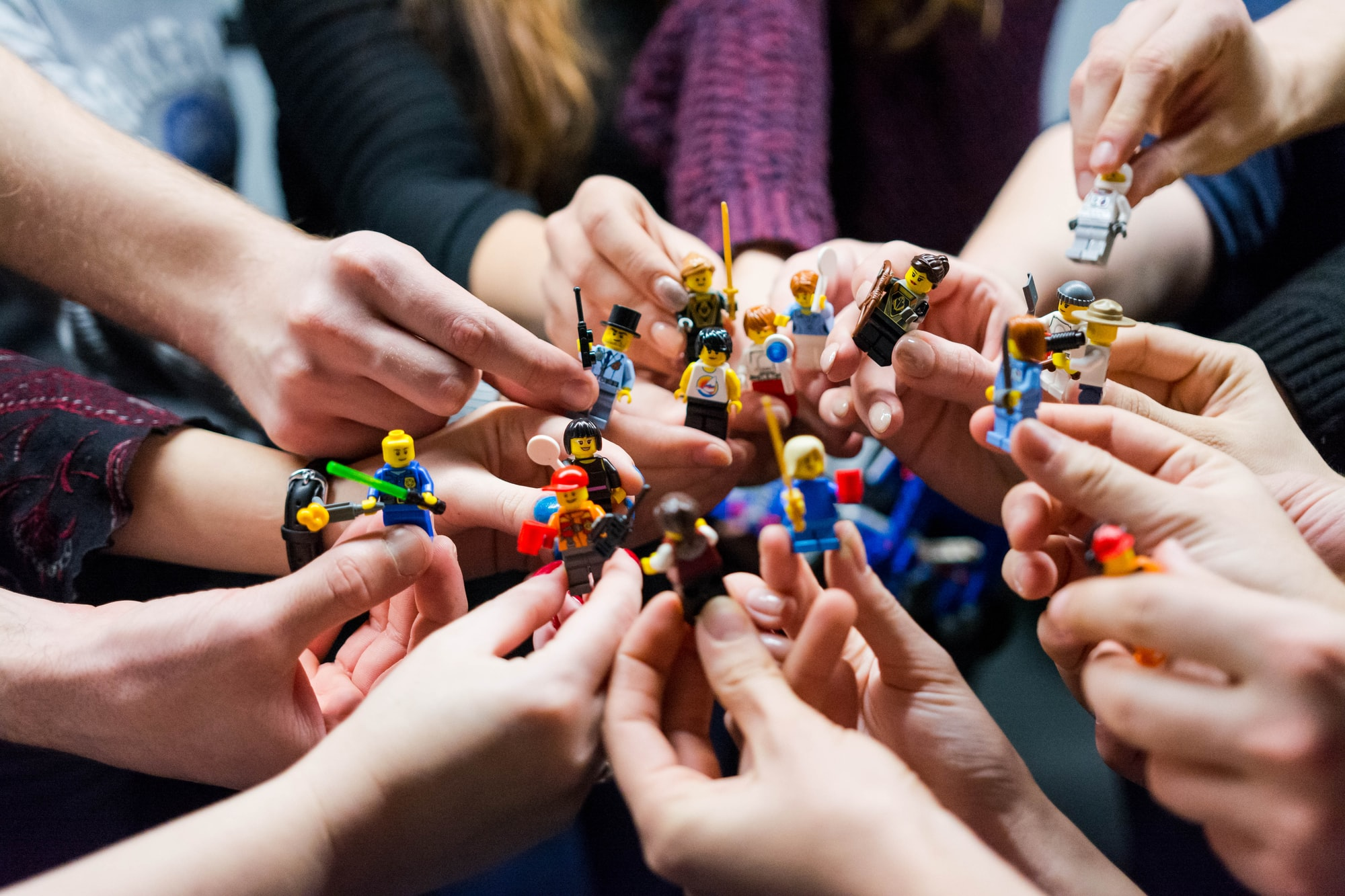 From Lego to Now: The Importance of Creativity
