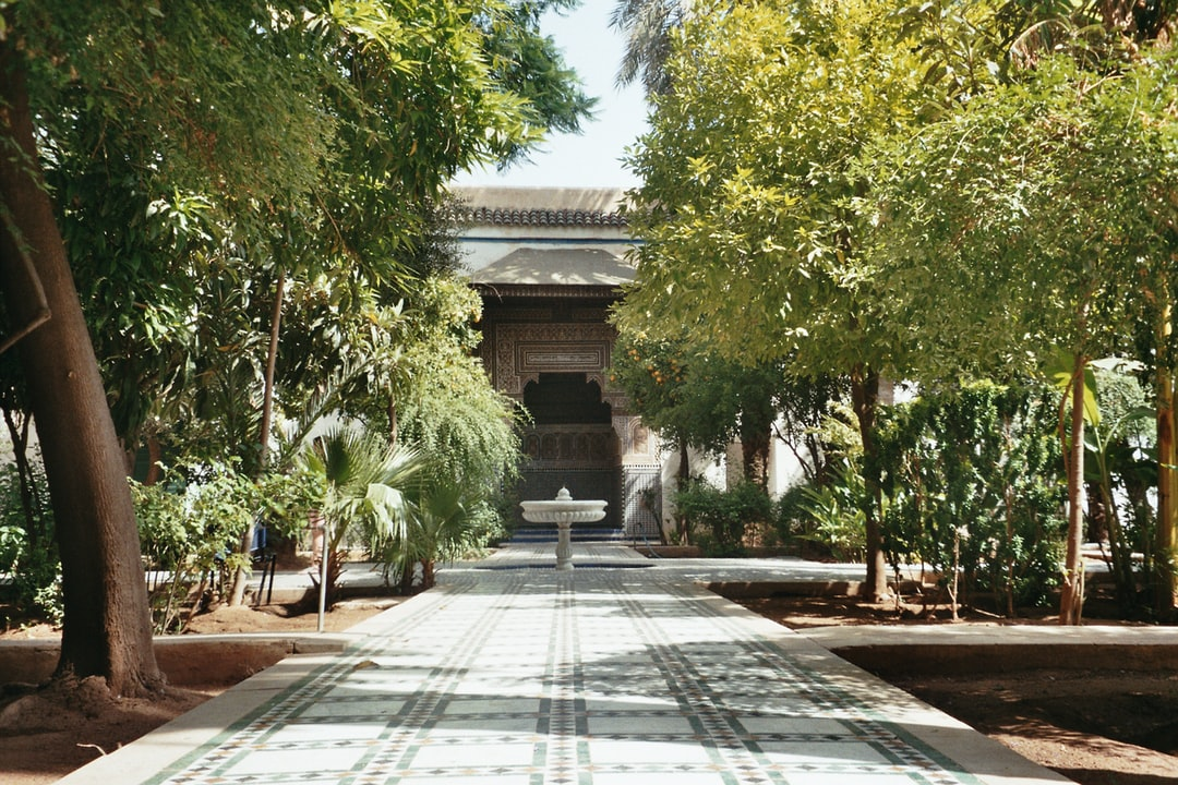 Morocco Bahia Palace