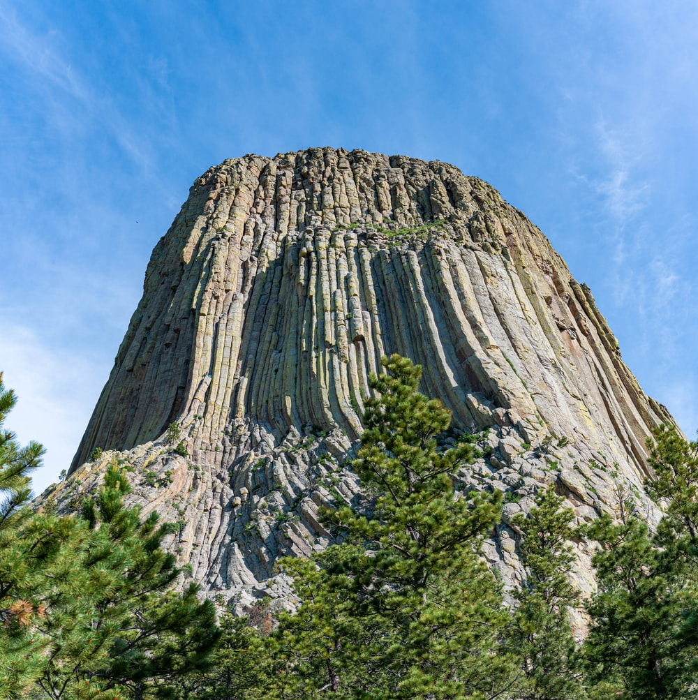 Devils Tower Wy >> Devils Tower National Monument Devils Tower Wyoming Usa