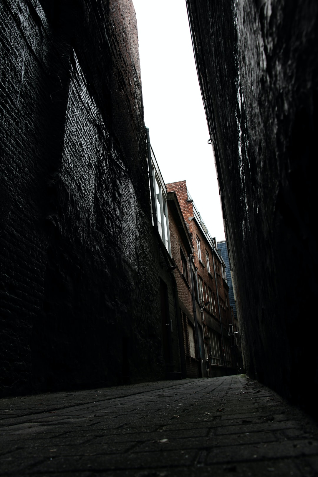 Gent (Be) old city streets - 2019