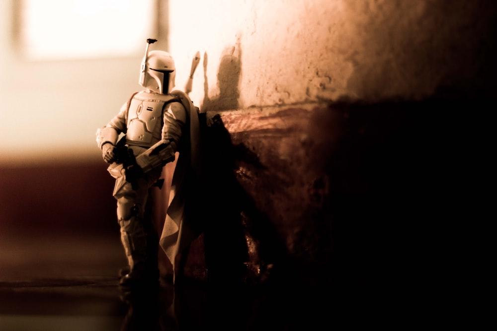 Star Wars Clone Trooper illustration