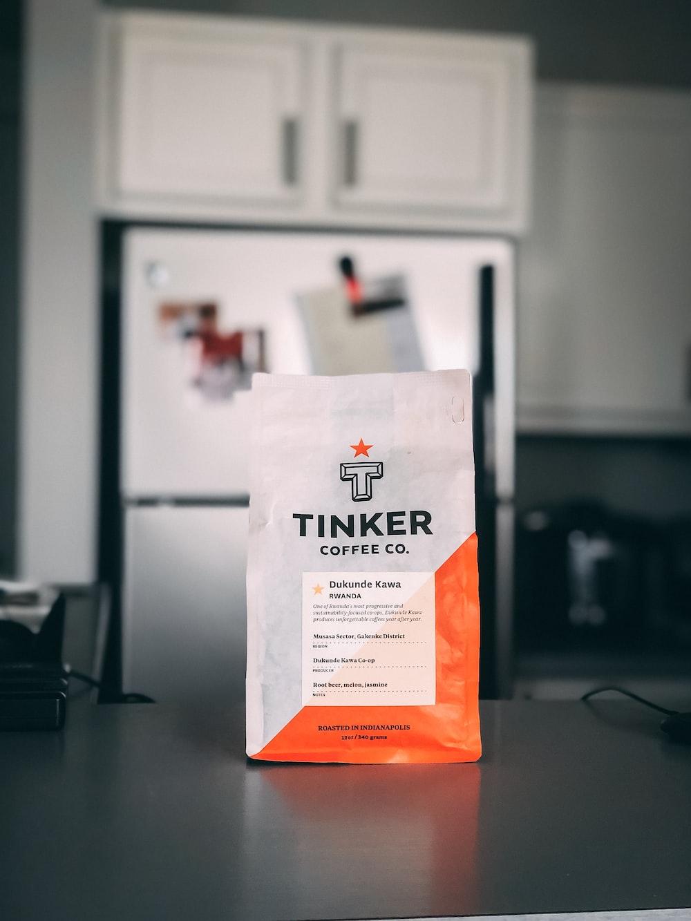 Tinker coffee pack